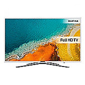 Samsung UE49K5510 49 Inch Smart Built in Wi-Fi Full HD 1080P LED TV with Freeview HD in White