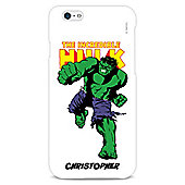 Marvel Comics Personalised Phone Cover IPhone 5/5s