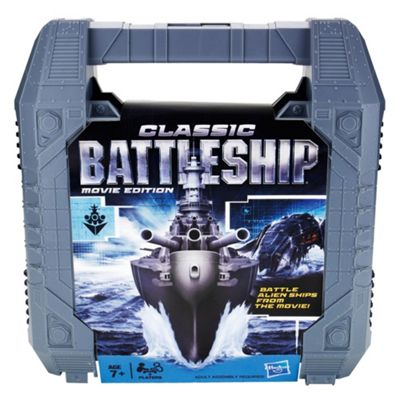 Battleship Classic Movie Edition Board Game