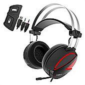 GAMDIAS Hebe E1 RGB 3.5mm Binaural Head-band Black headset