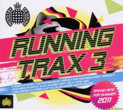 Ministry Of Sound: Running Trax Summer 2011 (3CD)