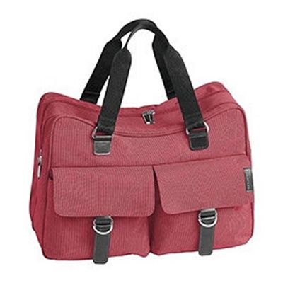 Lilizy Lifestyles Maternity Weekender Changing Bag Raspberry