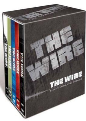 The Wire - Series 1-5 - Complete  (DVD Boxset)