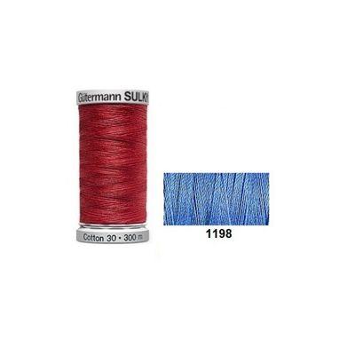Gutermann Sulky Cotton 300m Dusty Navy