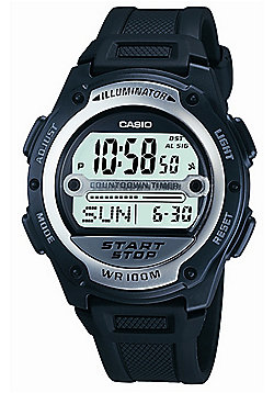 Casio Sports Mens Multi-Functional Watch W-756-1AVES