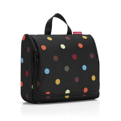 Reisenthel Toiletbag, Wash Bag, Cosmetic Bag in Dots Design WO7009