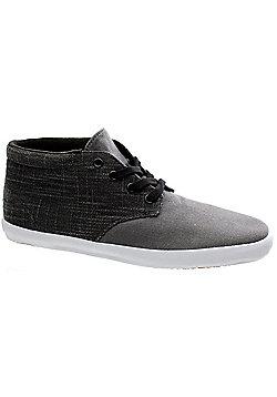 Vans Del Norte (Woven) Pewter/Black Shoe NKI6HZ - Grey