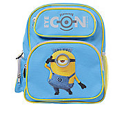Character Despicable Me Minion 'Eyecon' Backpack