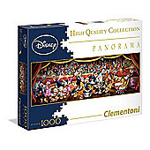 Disney High Quality Collection Panorama Puzzle - 1000 Pieces