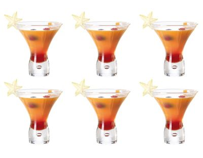 Durobor Cancun Cocktail Glass Set of 6