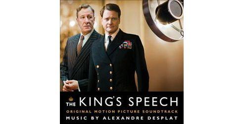 The King'S Speech Original Sound Track