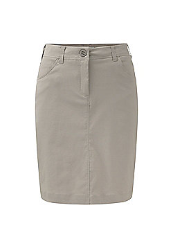 Craghoppers Ladies NosiLife Pro Skirt - Grey