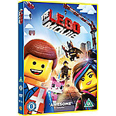 The Lego Movie (DVD/S)