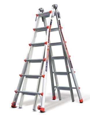 Little Giant 6 Rung Revolution XE Ladder