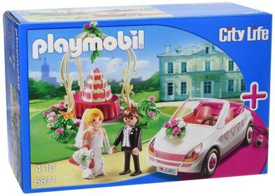Playmobil 6871 City Life Wedding Celebration Starter Set