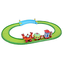 In the Night Garden Ninky Nonk Train And Track Set
