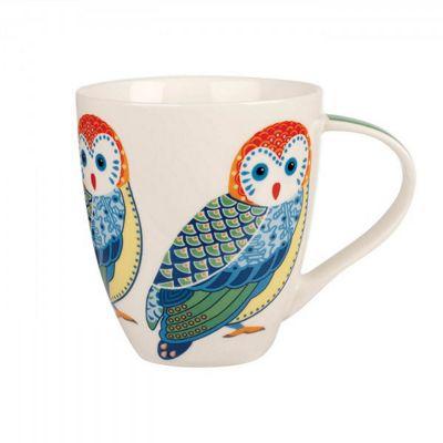 Churchill China Paradise Owl Crush Mug 0.50L