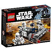 LEGO Star Wars TM First Order Transport Speeder Battle Pac 75166