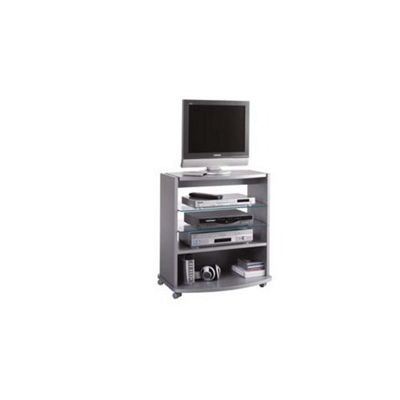 Ciatti Flash MDF and Glass TV Stand for LCD / Plasmas