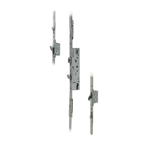 DOORMASTER Professional Lever Operated Latch & Hook Adjustable Hooks - UPVC Door - 92/45