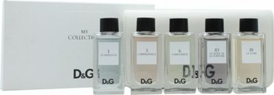Dolce & Gabbana The Collection Mini Set 5 x 20ml (1 Le Bateleur + 3 l'Imperatrice + 6 L'Amoureux + 10 la Roue de la Fortune + 18 la Lune)