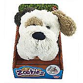 Zookiez 30cm Soft Toy - White Dog