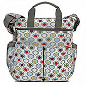 Skip Hop Duo Signature Nappy Bag - Multi Pod