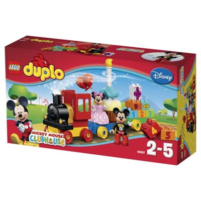LEGO DUPLO Disney Mickey Mouse Mickey & Minnie Birthday Parade 10597