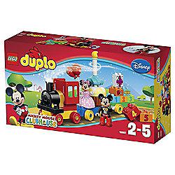 LEGO DUPLO Mickey & Minnie Birthday Parade - 10597