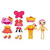 Lalaloopsy Minis Style 'n' Swap Doll - Peanut Big Top