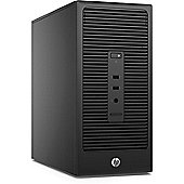 HP 285 G2 Microtower Desktop AMD A Series 500GB Windows 10 Pro Radeon R7