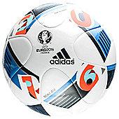 adidas Uefa Euro 2016 Beau Jeu Competition Match Ball Replica Size 4