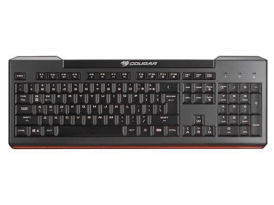 Cougar 200K Scissor Switch Gaming Keyboard - UK Layout
