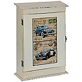 Vintage Cars Key Box