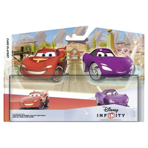 Infinity Cars Playset Pack