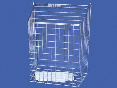 Harvey 62/M/C Letter Cage Medium Chrome