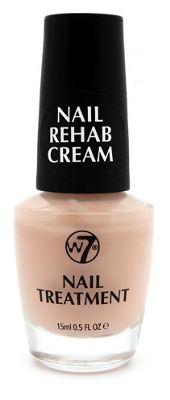 W7 Nail Rehab Cream Nail Treatment Nail Polish 15ml