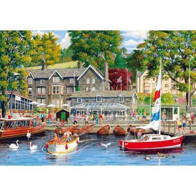 Summer in Ambleside - 1000pc Puzzle