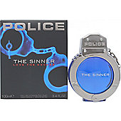 Police The Sinner Eau de Toilette (EDT) 100ml Spray For Men