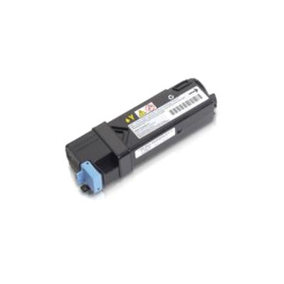 Dell High Capacity Yellow Toner (Yield 2,000 Pages) for Dell 1320c Colour Laser Printers