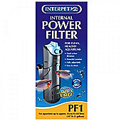 Interpet PF Internal Filter PF 1