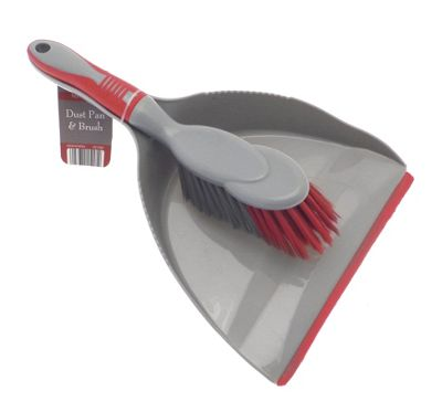Country Club Dustpan and Brush