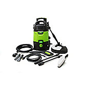 The Handy High Pressure Washer & Wet & Dry Vacuum 2 in 1