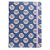 Trendz Vintage Floral 9-10 Inch Tablet Case