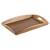 Tesco Acacia Wood Tray