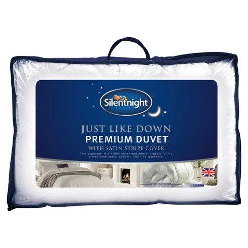 Silentnight Just Like Down Premium Double Duvet 10.5tog