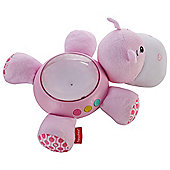 Fisher-Price Pink Hippo Soother
