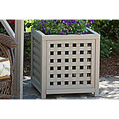 Yardistry Lattice Planter