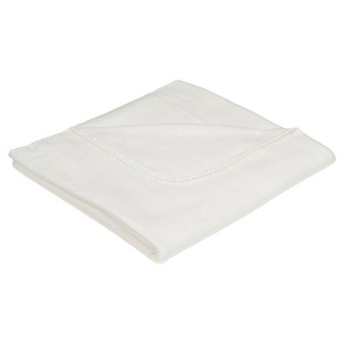 Tesco Value Fleece Cream