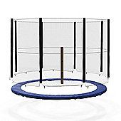 We R Sports 14FT BounceXtreme Replacement Trampoline Safety net & Spring Cover Padding Bundle